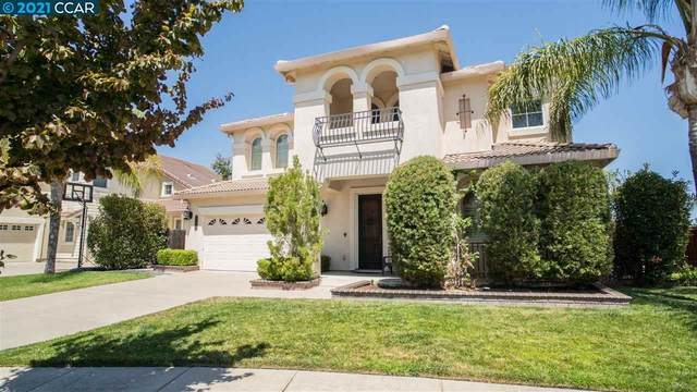 282 Pebble Beach Dr, Brentwood, CA 94513 (#CC40960102) :: Robert Balina | Synergize Realty