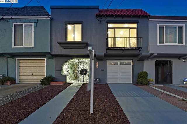 2146 35Th Ave, San Francisco, CA 94116 (#BE40960106) :: The Gilmartin Group
