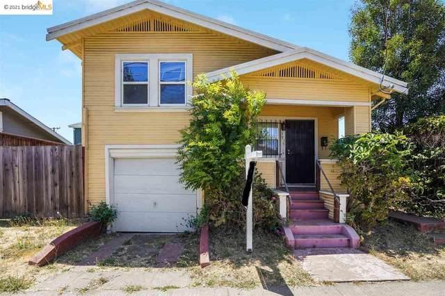 5919 Brann Street, Oakland, CA 94605 (#EB40960172) :: Olga Golovko