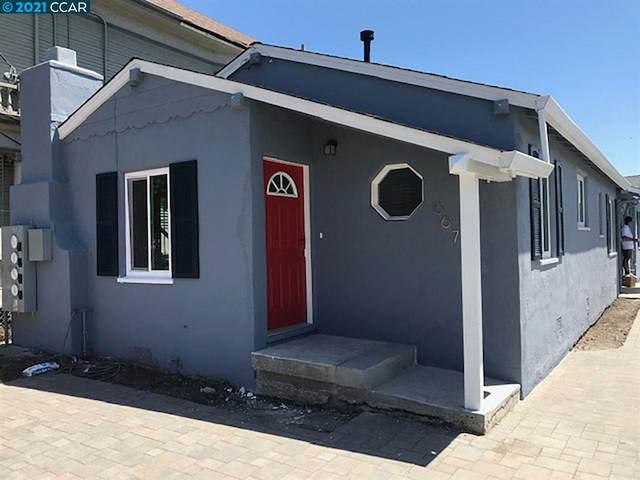 671 Apgar St, Oakland, CA 94609 (#CC40960177) :: Paymon Real Estate Group