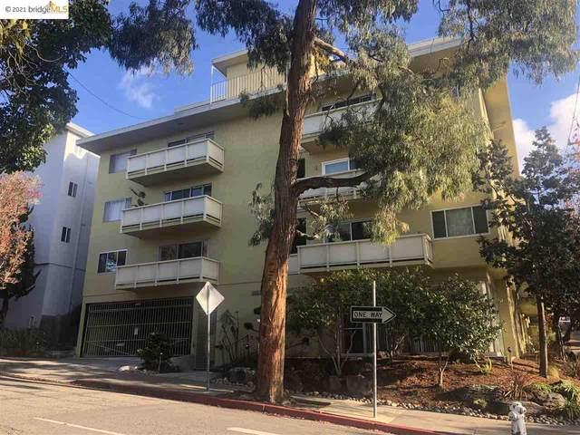 3750 Harrison St 306, Oakland, CA 94611 (#EB40960179) :: Intero Real Estate