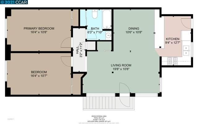 1468 Van Dyke Ave, San Francisco, CA 94124 (#CC40960213) :: Schneider Estates
