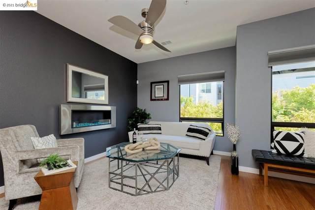 606 Palisade Drive, Oakland, CA 94607 (#EB40960219) :: Intero Real Estate