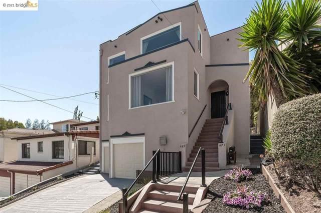 469 Capital St, Oakland, CA 94610 (#EB40960225) :: Robert Balina | Synergize Realty