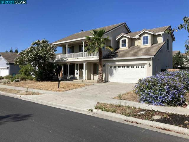 790 Begonia Dr, Brentwood, CA 94513 (#CC40960236) :: Robert Balina | Synergize Realty