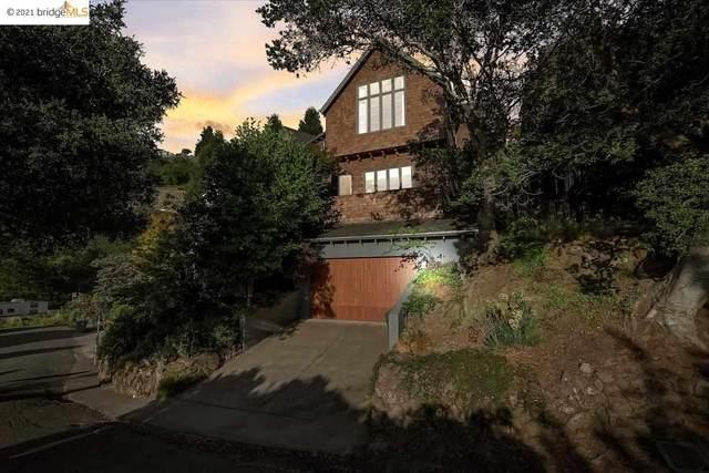 7172 Norfolk Dr, Oakland, CA 94705 (#EB40960241) :: The Kulda Real Estate Group