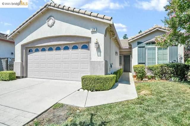 939 Centennial Drive, Brentwood, CA 94513 (#EB40960240) :: The Gilmartin Group