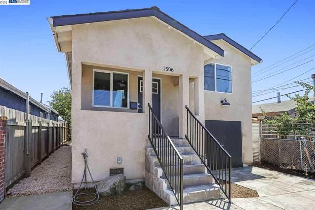 1506 Pine Ave, San Pablo, CA 94806 (#BE40960248) :: Schneider Estates