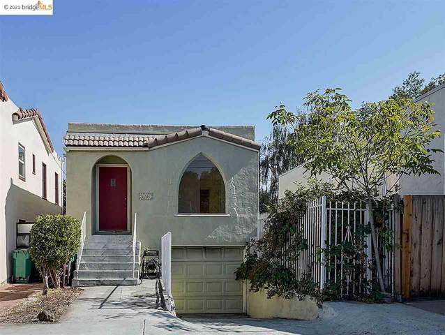 554 56Th St, Oakland, CA 94609 (#EB40960249) :: Schneider Estates