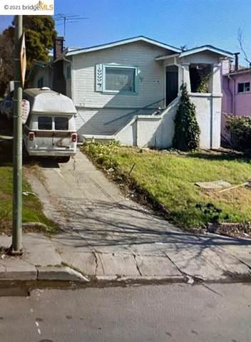 9700 Macarthur Blvd, Oakland, CA 94605 (#EB40960253) :: Schneider Estates