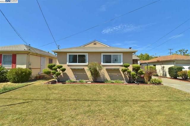 16015 Paseo Largavista, San Lorenzo, CA 94580 (#BE40960269) :: Paymon Real Estate Group