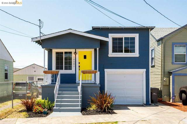 10501 Longfellow Ave, Oakland, CA 94603 (#EB40960280) :: Real Estate Experts