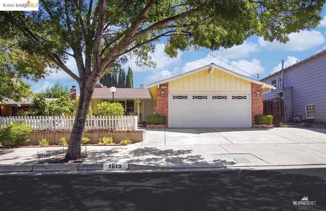 1619 C St, Antioch, CA 94509 (#EB40960282) :: Paymon Real Estate Group