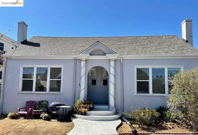 2343 7Th Ave, Oakland, CA 94606 (#EB40960277) :: Alex Brant
