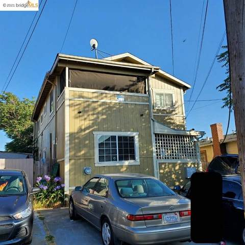 2714 79Th Ave, Oakland, CA 94605 (#EB40960294) :: The Gilmartin Group