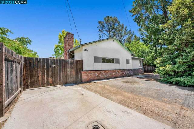 1784 Dakota Ln, Concord, CA 94519 (#CC40960296) :: The Kulda Real Estate Group