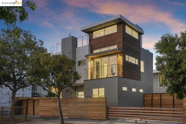 1811 63rd Unit C, Berkeley, CA 94703 (#EB40960297) :: Intero Real Estate