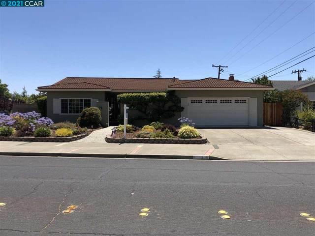 4398 Wilson Ln, Concord, CA 94521 (#CC40960304) :: Intero Real Estate