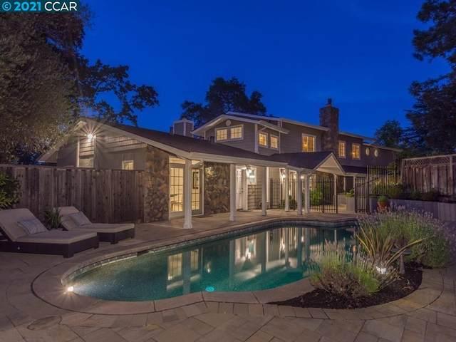 847 Mountain View Dr, Lafayette, CA 94549 (#CC40960305) :: Intero Real Estate