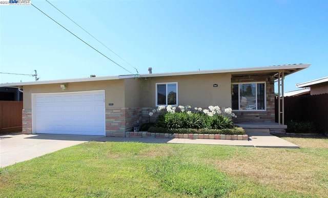 383 Shirley Ave, Hayward, CA 94541 (#BE40960307) :: Intero Real Estate