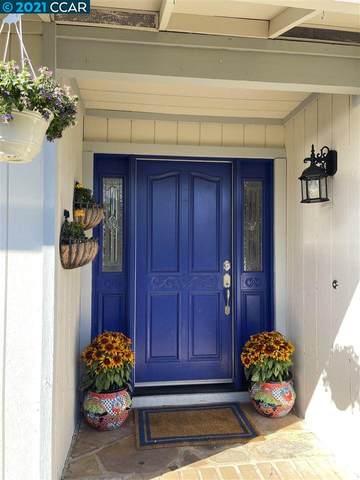 435 Shana Ct, Danville, CA 94526 (#CC40960315) :: Intero Real Estate