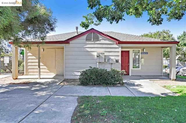 7 Lancaster Cir 141, Bay Point, CA 94565 (#EB40960316) :: Intero Real Estate