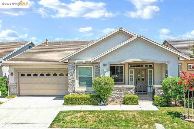 1022 Bismarck Terrace, Brentwood, CA 94513 (#EB40960321) :: Robert Balina | Synergize Realty