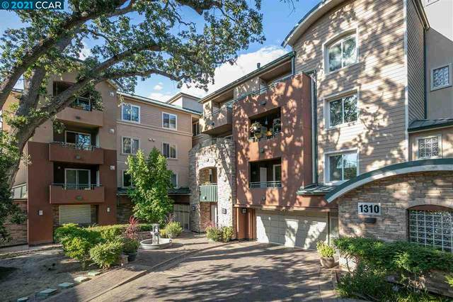 1310 Creekside Dr. 102, Walnut Creek, CA 94596 (#CC40960323) :: Intero Real Estate