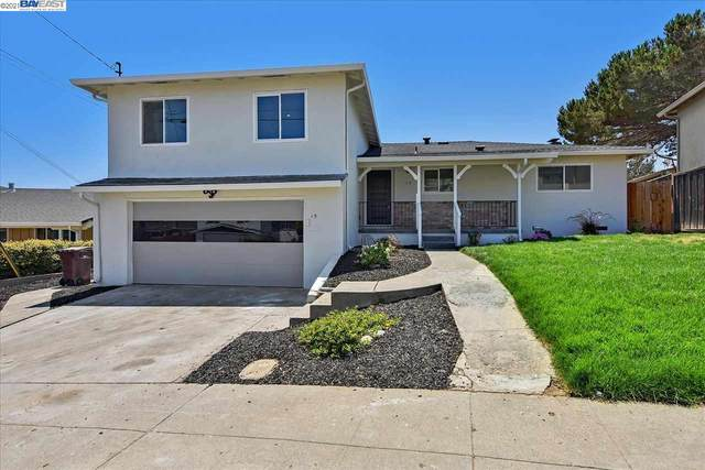 15 Edgemont, Oakland, CA 94605 (#BE40960329) :: Real Estate Experts