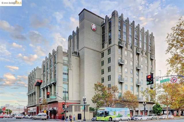 423 7Th St 702, Oakland, CA 94607 (#EB40960337) :: Schneider Estates