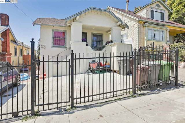 1993 38th Ave, Oakland, CA 94601 (#BE40960342) :: Real Estate Experts