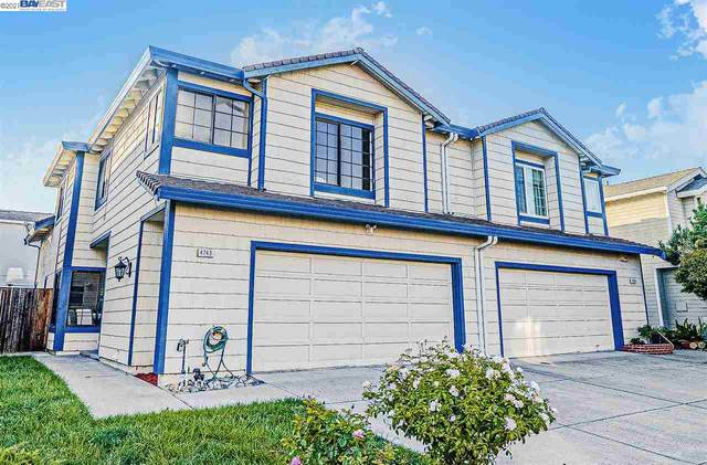 4743 Mendocino Ter, Fremont, CA 94555 (#BE40960349) :: Robert Balina | Synergize Realty