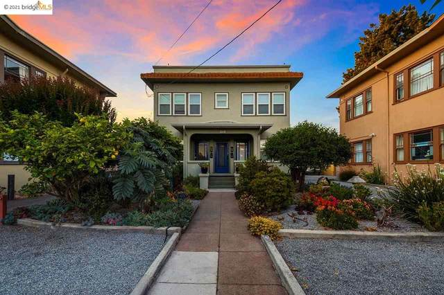 444 40th Street, Oakland, CA 94609 (#EB40960355) :: Paymon Real Estate Group