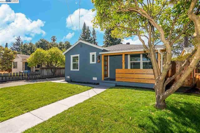 1646 Hampton Ave, Redwood City, CA 94061 (#BE40960363) :: Robert Balina | Synergize Realty