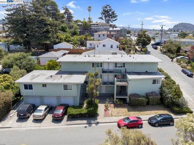 1338 S 56Th St, Richmond, CA 94804 (#BE40960364) :: The Kulda Real Estate Group