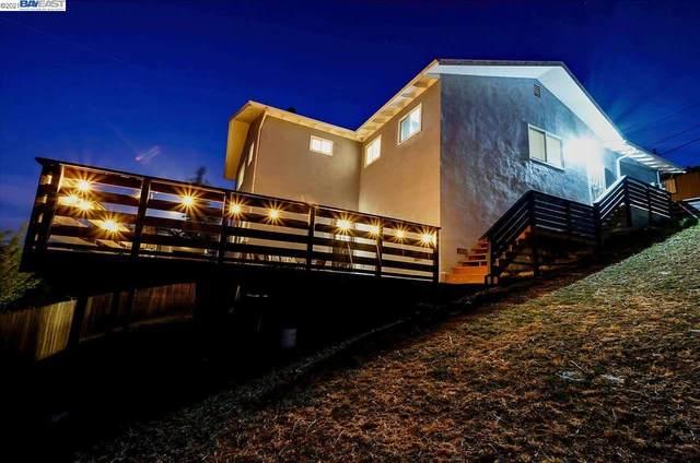4623 Appian Way, El Sobrante, CA 94803 (#BE40960397) :: Paymon Real Estate Group