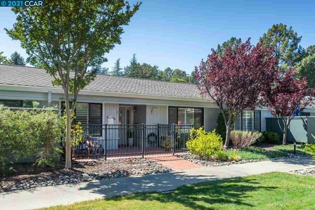 2324 Pine Knoll Dr 2, Walnut Creek, CA 94595 (#CC40960404) :: The Goss Real Estate Group, Keller Williams Bay Area Estates