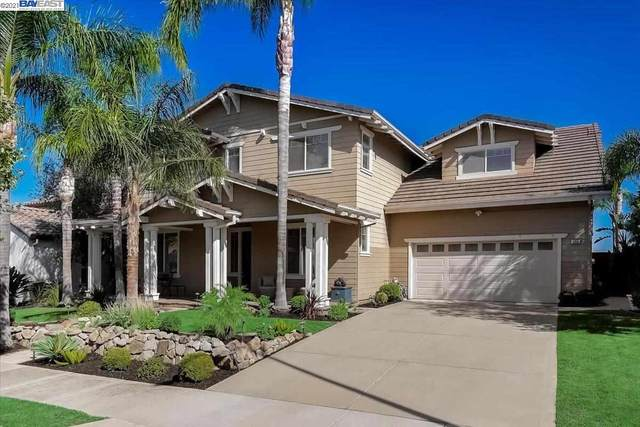 555 Lakeview Dr, Brentwood, CA 94513 (#BE40960433) :: The Kulda Real Estate Group