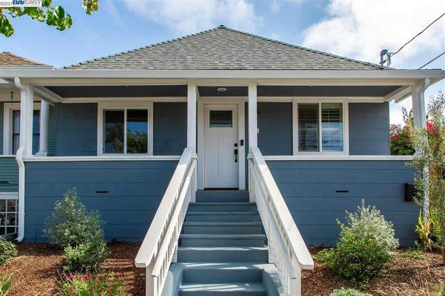 871 43rd St., Oakland, CA 94608 (#BE40960455) :: The Gilmartin Group