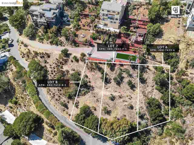 Besito Ave #Lot 7, Oakland, CA 94705 (#EB40960481) :: The Kulda Real Estate Group