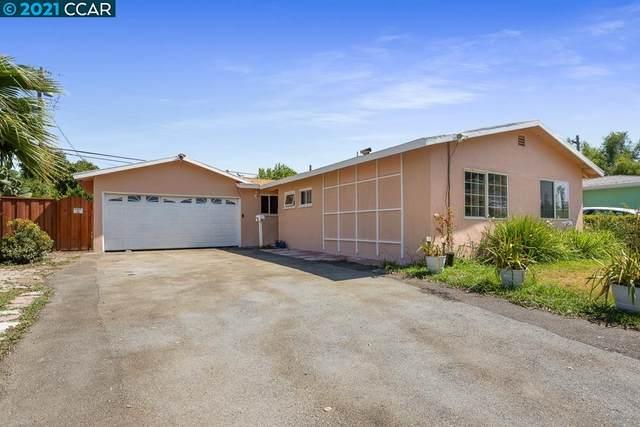 1568 Christopher St, San Jose, CA 95122 (#CC40960497) :: Robert Balina   Synergize Realty