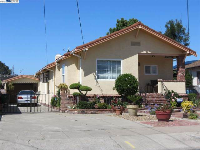 2251 Cherry St, San Leandro, CA 94577 (#BE40960518) :: Robert Balina | Synergize Realty