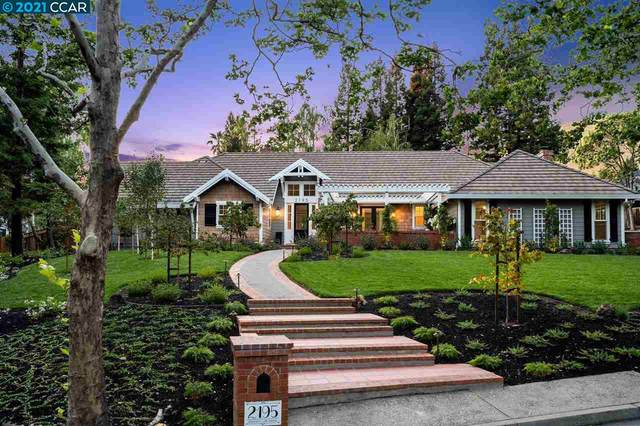 2195 Hidden Oak Dr, Danville, CA 94506 (#CC40960521) :: The Realty Society
