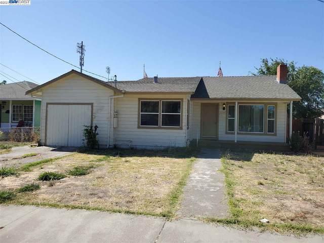 1009 W 14Th St, Antioch, CA 94509 (#BE40960524) :: Schneider Estates