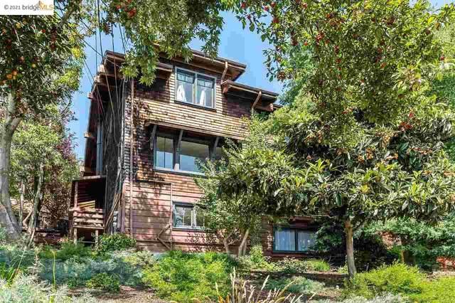 66 Panoramic Way, Berkeley, CA 94704 (#EB40960528) :: The Gilmartin Group
