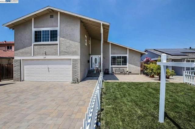 597 Singley Dr, Milpitas, CA 95035 (#BE40960530) :: Strock Real Estate