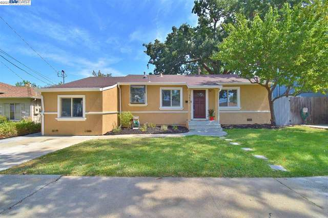 2457 Upland Dr, Concord, CA 94520 (#BE40960541) :: The Kulda Real Estate Group