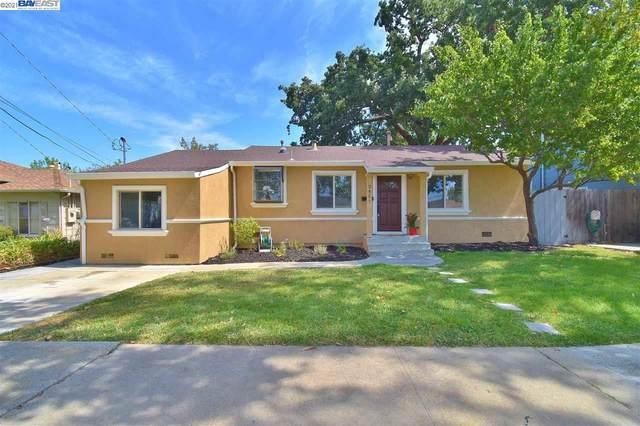 2457 Upland Dr, Concord, CA 94520 (#BE40960541) :: Schneider Estates