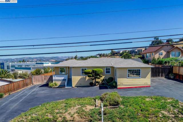 2894 D St, Hayward, CA 94541 (#BE40960557) :: The Sean Cooper Real Estate Group