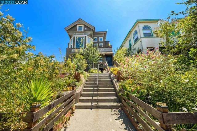 1708 Linden St, Oakland, CA 94607 (#CC40960562) :: Schneider Estates
